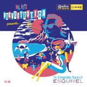 Cover of The Unforgettable Sounds of Esquivel