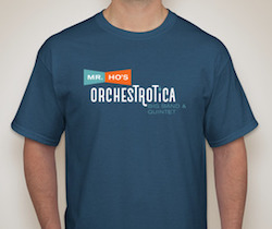 Men's  Mr. Ho's Orchestrotica shirt
